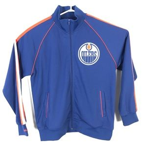 Oiler track jacket tailored fit